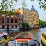 Amsterdam-Kanal