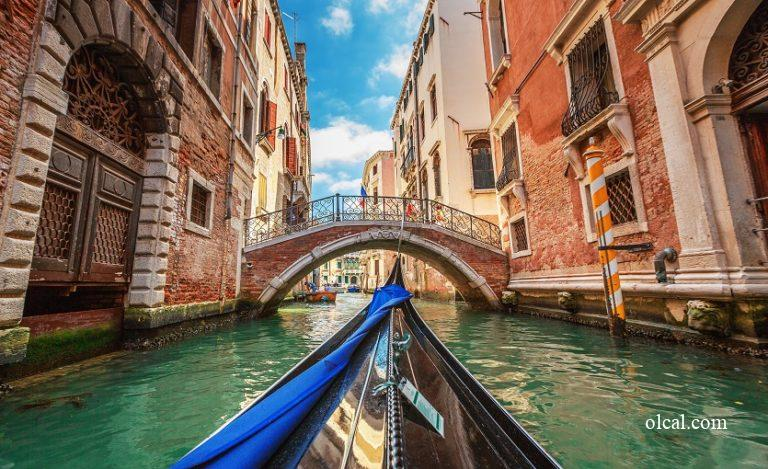 Kanallarıyla Ünlü Şehirler