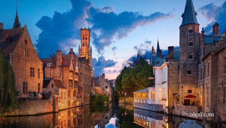 Çikolata kokan şehir; Brugge