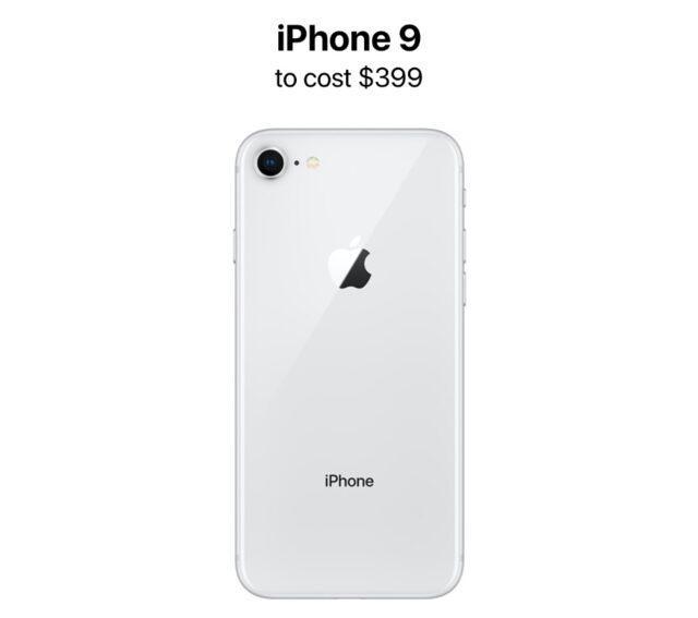 iPhone 9'un tanıtım tarihi belli oldu!